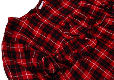 Luca & Lola Marietta Blus, Red/Black