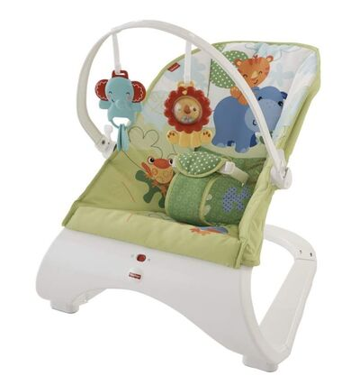 Fisher-Price Babysitter Rainforest Friends