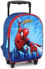 Marvel Spider-Man Web Head Resväska 9L, Blue