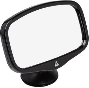 AVA Bilspegel 2 in 1 Smart, Black