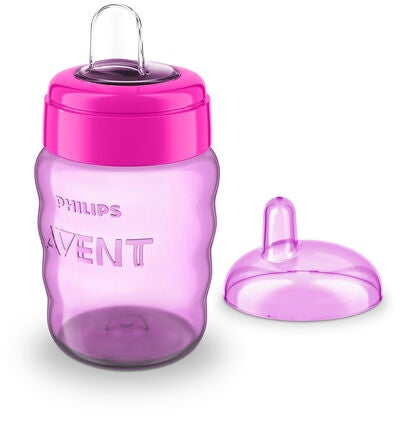 Philips Avent Pipmugg 260ml, Rosa