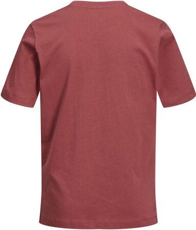 Jack & Jones Davis T-Shirt, Brick Red