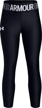 Under Armour Ankle Crop Tights, Black