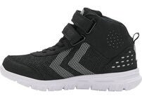 Hummel Crosslite Mid Tex Jr Sneaker, Black