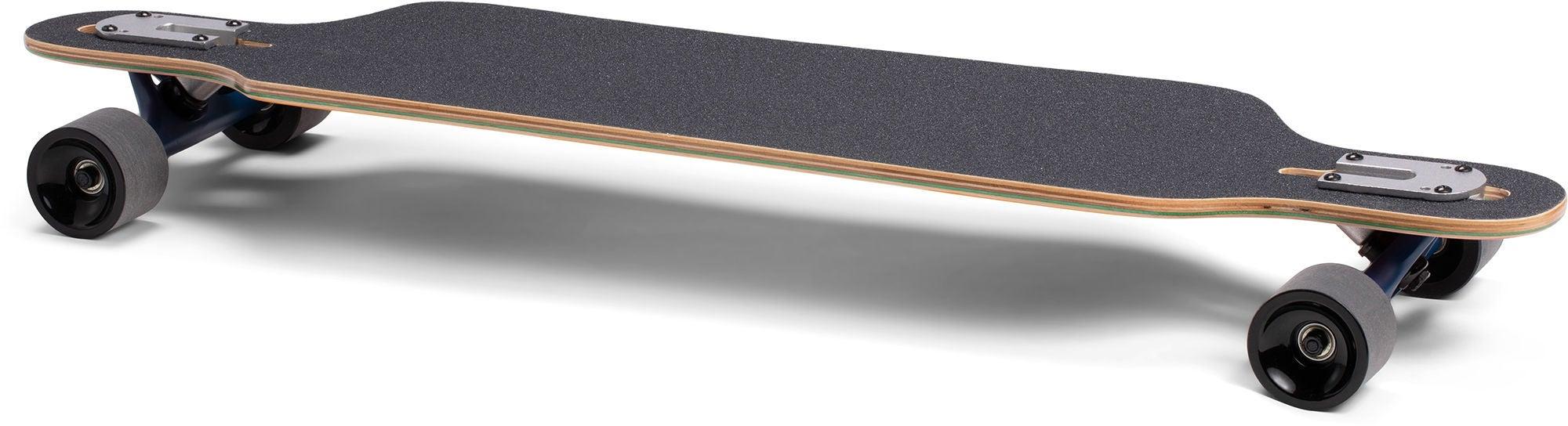 Pinepeak Longboard Svart