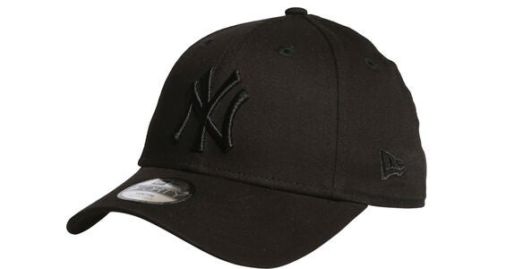 New Era 9Forty Kids League Essential Keps, Black