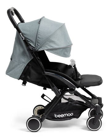 Beemoo Easy Fly Lux Sulky, Stone Green Melange
