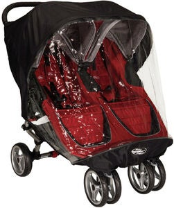 Baby Jogger City Mini Double Regnskydd