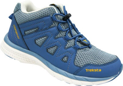 Treksta Wave Low Sneaker, Light Blue