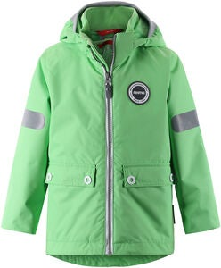 Reimatec Sydvest 3-i-1-jacka, Light Green