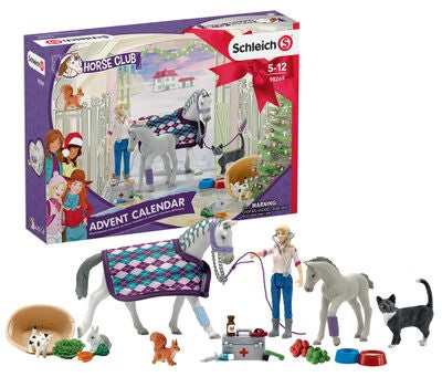 Schleich Adventskalender Horse Club 2020