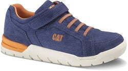 Caterpillar Ripcord Sneaker, Blue/Orange