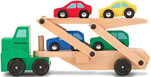 Melissa & Doug Biltransport