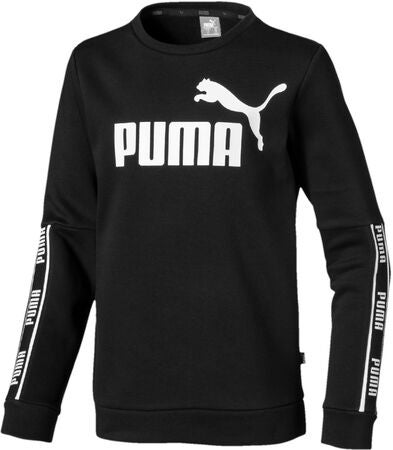 Puma Amplified Crew Tröja, Black