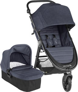 Baby Jogger City Mini GT 2 Duovagn, Carbon