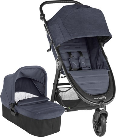 Baby Jogger City Mini GT 2 Duovagn, Carbon
