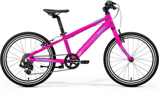 Merida Matts Juniorcykel 20 Tum, Rosa/Lila