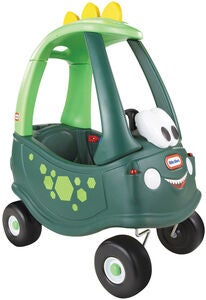 Little Tikes Gåbil Cozy Coupe Dinosaurie