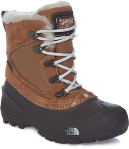 The North Face Youth Shlista Extreme Vinterkänga, Brown/Black