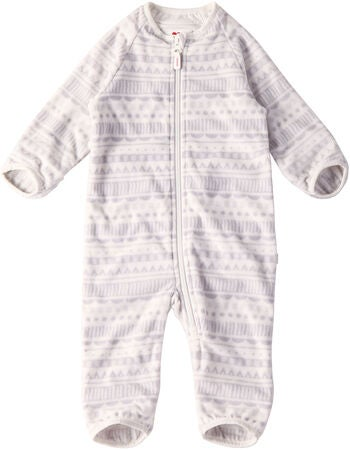Reima Laulu Fleece Overall, Light Grey