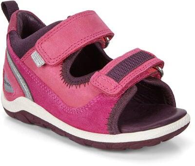 Köp ECCO Biom Mini Sandal, Beetroot | Jollyroom