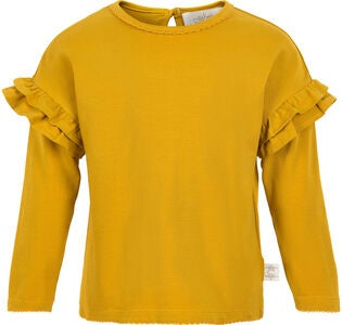 Creamie Jersey T-Shirt, Harvest Gold