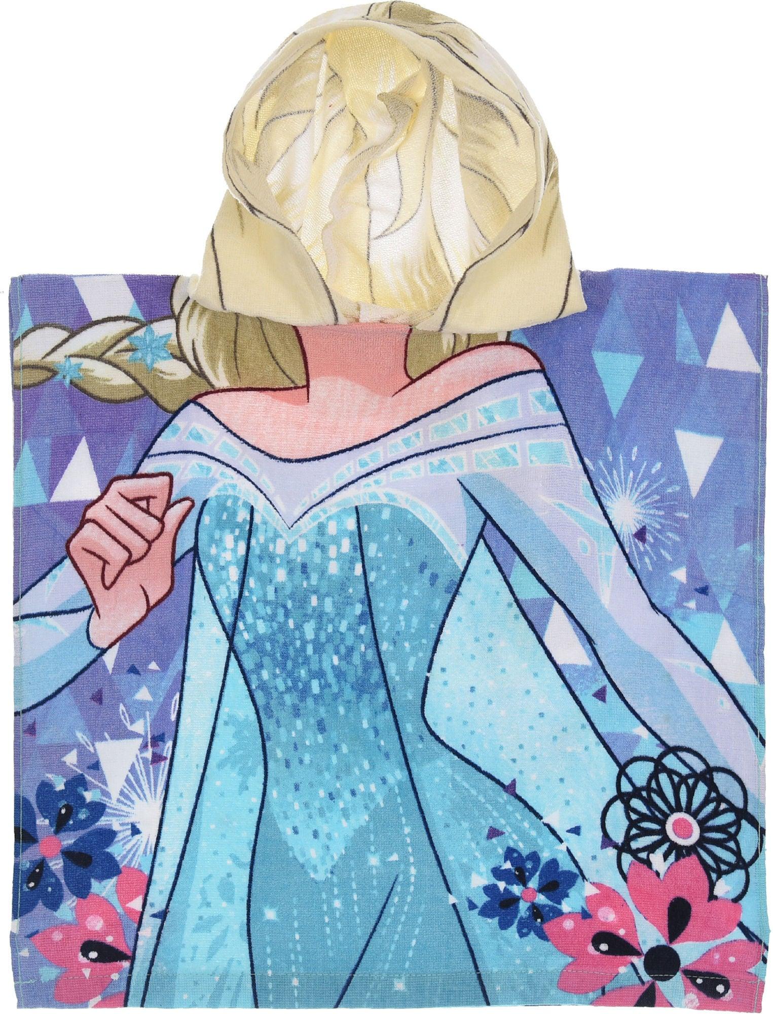 Köp Disney Frozen Badponcho 3fd186cd9e147