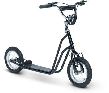 Impulse BMX Scooter 12 Tum, Svart
