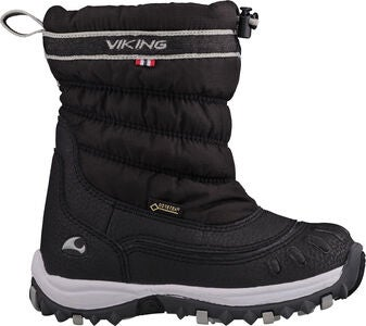 Viking Windchill GTX Vinterkänga, Black/Charcoal